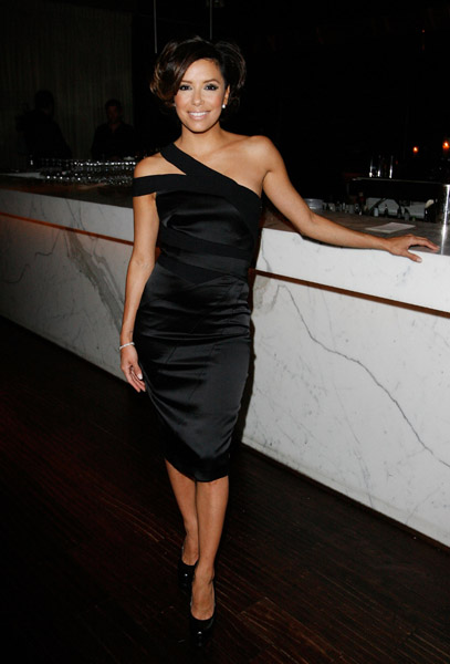 Photos of Allure Magazine Cover Party For Eva Longoria ...