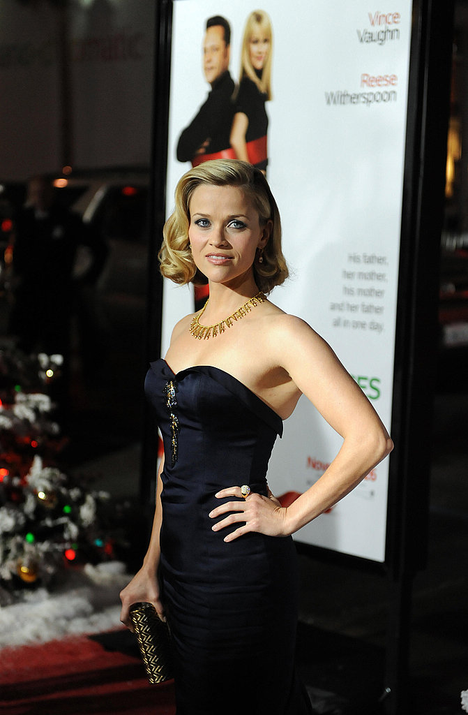 Four Christmases Hollywood Premiere