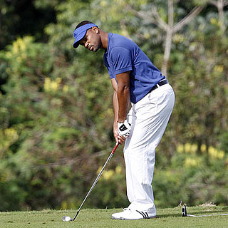 Will Smith Plays Golf in Hawaii on Thanksgiving