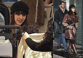 Photos of Jessica Alba and Cash Warren Shopping in Paris