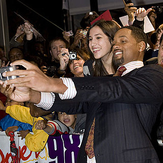 Will Smith Takes a Photo in NC