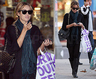 Photos of Lauren Conrad Shopping at Urban Outfitters in LA