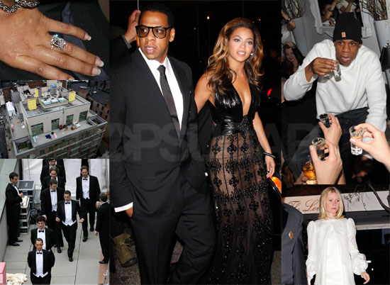Biggest Headlines of 2008: Jay-Z and Beyonce Secretly Wed