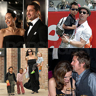Best of 2008: Brad and Angelina Make It a Jolie-Pitt Party of 8