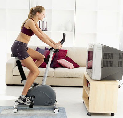 How Often Do You Exercise at Home?