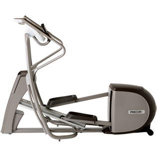 Get It Up, Your Heart Rate, That Is: Short Elliptical Intervals