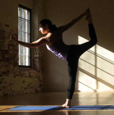 Yoga Pose of the Week: Dancer