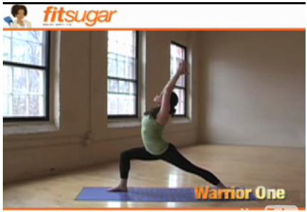 Yoga Video: Sun Salutation B