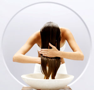 Fit Tip: Soak Your Hair Before a Workout