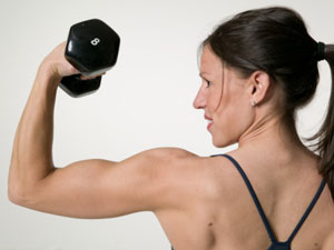 Fit Tip: Don't Forget About the Rest of Your Body
