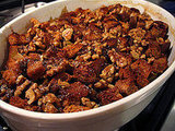 Apple-Walnut Bread Pudding