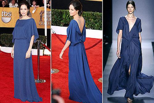 Remember Angie's Boring SAG Dress?