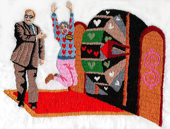Embroiderers Gone Wild!