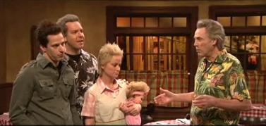 A Christopher Walken Family Reunion on SNL