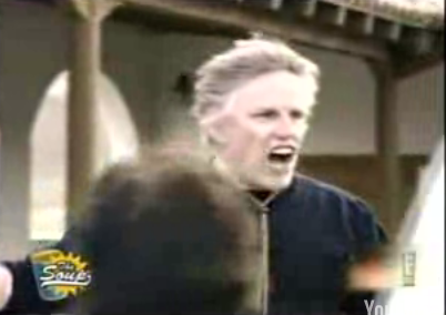 Flashback: Deep Thoughts From Gary Busey