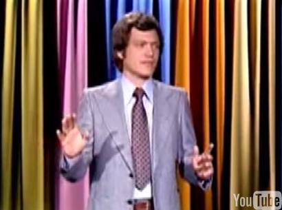 Flashback: David Letterman on The Johnny Carson Show