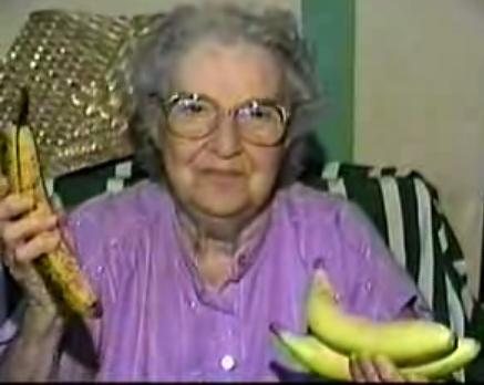Chiquita Banana Granny