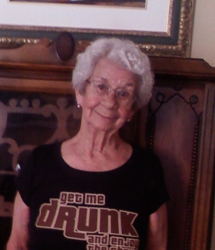 Granny Wants to Get Drunk