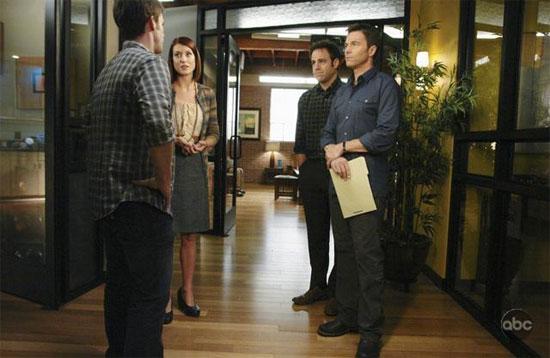 "Private Practice Recast: Episode 12, ""Homeward Bound"""