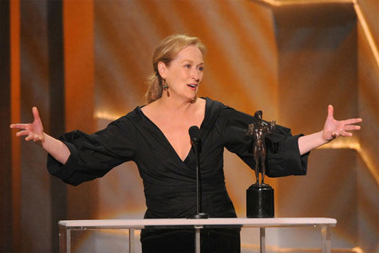 Do You Agree With the SAG Winner For Female Actor in a Leading Role?