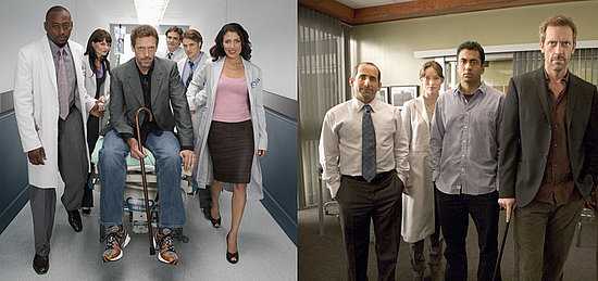 Do You Prefer House's Old Team or His New Team?