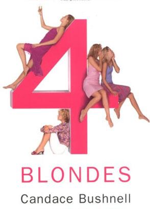 Buzz Book Club: Four Blondes