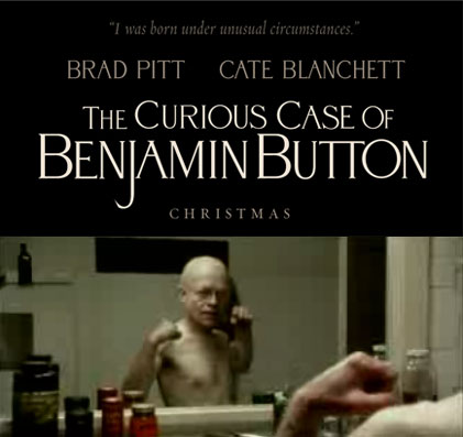 First Look: The Curious Case of Benjamin Button With Brad Pitt, Cate Blanchett