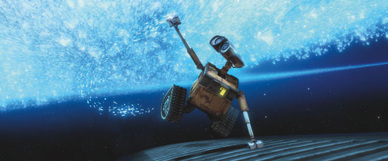 Should Wall-E Be Nominated for Best Picture?