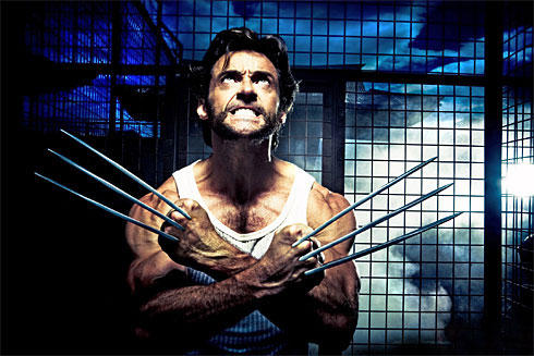 Comic-Con Surprise — Hugh Jackman Shows Up With Wolverine Footage!