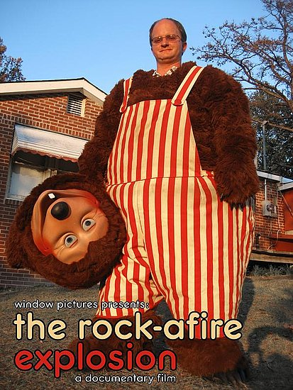 Trailer for the Showbiz Pizza Rock-afire Explosion Movie