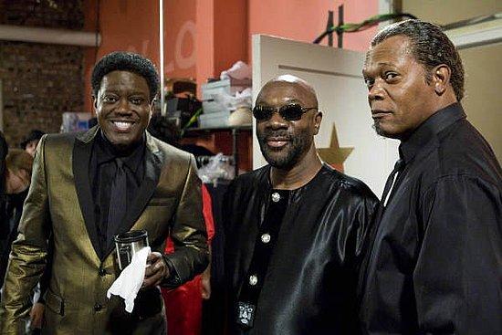 First Look: Bernie Mac, Isaac Hayes, Samuel L. Jackson in Soul Men