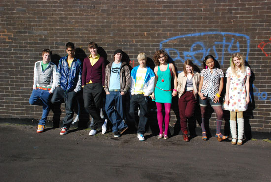 This Weekend's TV: Skins