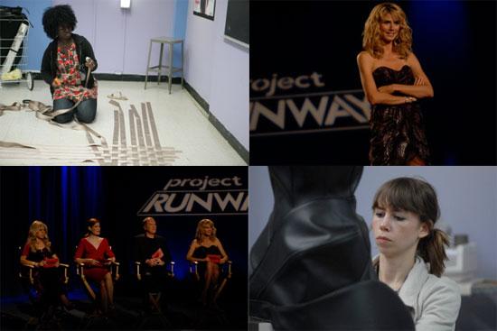 "Project Runway Recap: Episode Seven, ""Fashion That Drives You"""