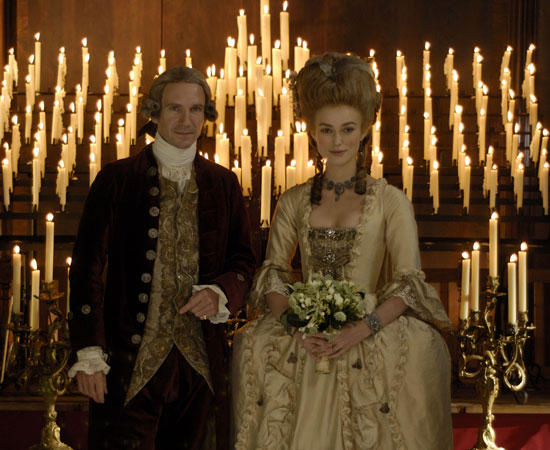 The Duchess: Oh, the (Beautifully Costumed) Drama!