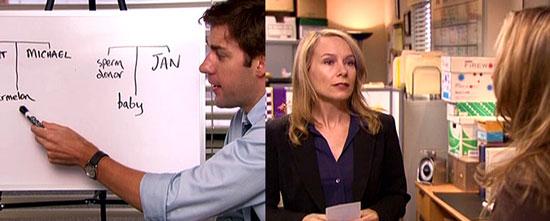 "The Office Rundown: Episode Four, ""Baby Shower"""