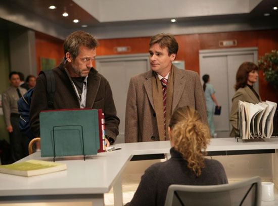 "House Recap: Episode Eight, ""Emancipation"""
