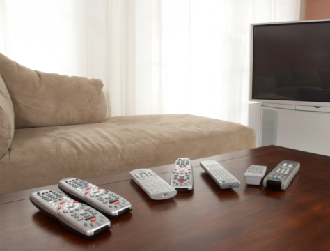 How Many Remotes Do You Have?