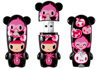 The Tokidoki For MIMOBOT Collection