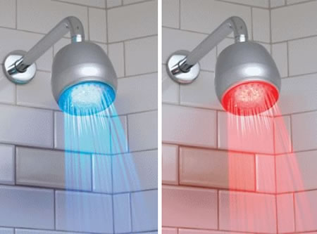 The LED Shower Light: Party Shower!