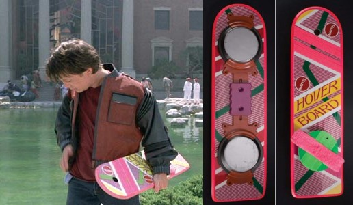 Daily Tech: $30,000 Gets You the Hoverboard From Back to the Future