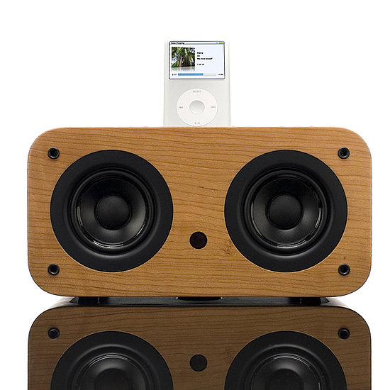 The Vers iPod Sound System: Both Gorgeous and Sustainable