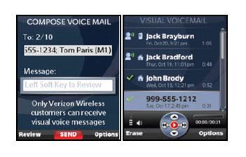 Verizon Gets a Visual Voice Mail Application