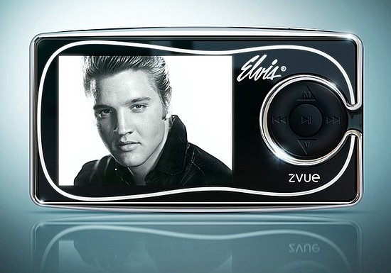 Daily Tech: A MP3 Player Inspired by the King of Rock and Roll