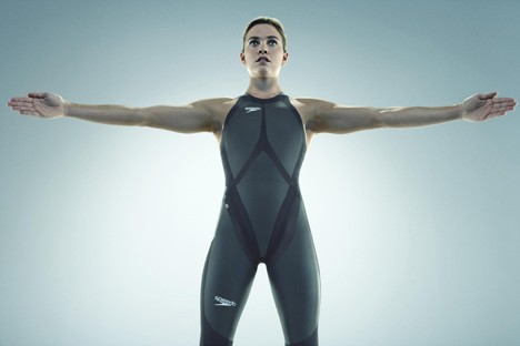 Daily Tech: Speedo's Innovative Yet Controversial LZR Racer