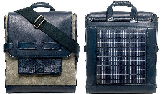 The Quest Continues: The Logan Solar Bag