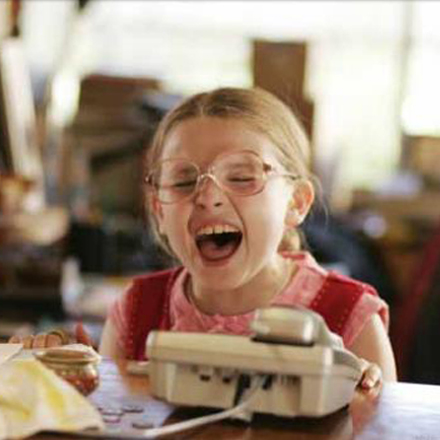 The Answering Machine in Little Miss Sunshine