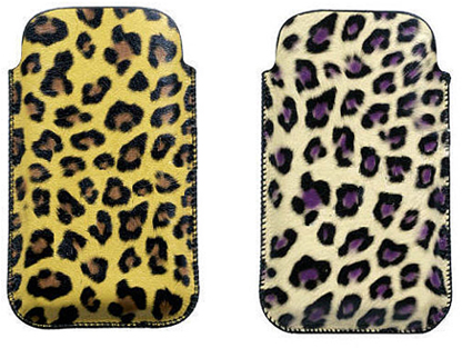 Leopard Print iPhone 3G Case is Hot