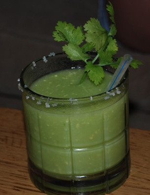 Would You Drink This Avocado Cocktail?