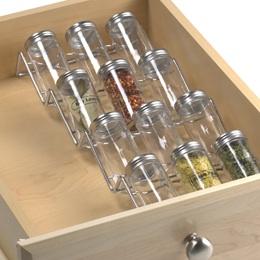 Off to Market: Spice Jars