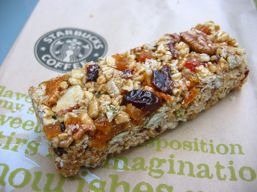 Chewy Fruit and Nut Bar ($1.75)